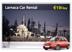 Larnaca Car Rental
